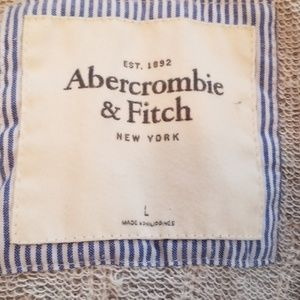 Abercrombie & Fitch Tops - A&F Front Zip Hoodie